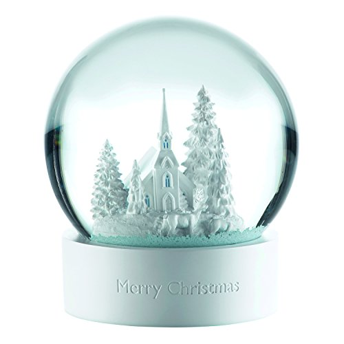 Wedgwood 2018 Holiday Decorations Snowglobe