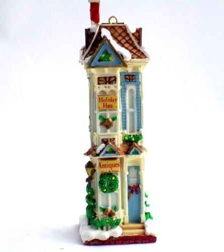 """Heirloom Collection """"Christmas Town Lane"""" – #84 Christmas Ornament"""
