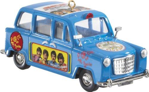 Carlton Cards Heirloom The Beatles Car Christmas Ornament