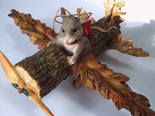 Charming Tails High Flying Mackenzie Ornament