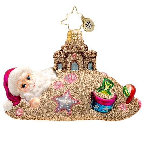 Christopher Radko Sandy Claus Christmas Ornament – EXCLUSIVE