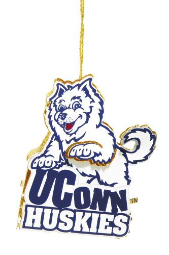 Baldwin University of Connecticut Mascot 3-inch Sports Ornament