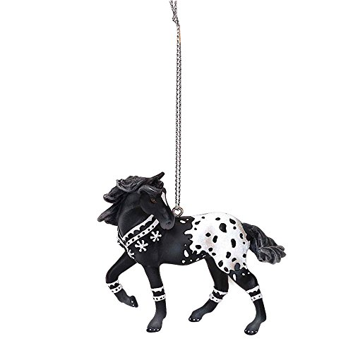 Department56 Enesco Trail of Painted Ponies Winter Beauty Ornament