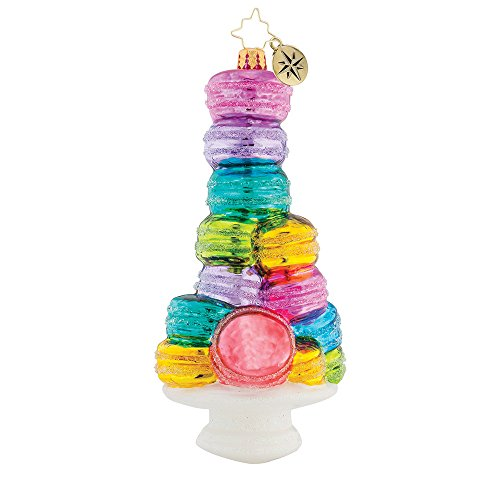 Christopher Radko The Mighty Macaroons Christmas Ornament