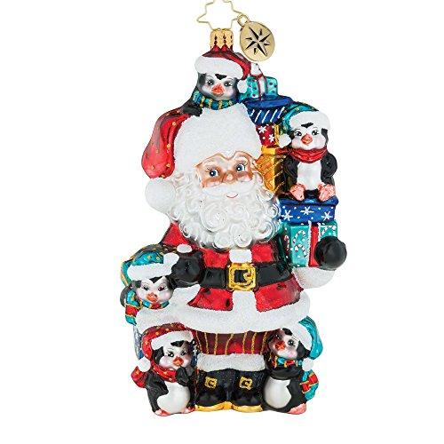Christopher Radko Fair Weather Friends Christmas Ornament