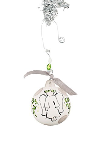 Glory Haus Glory to God in the Highest Ornament, Multicolor