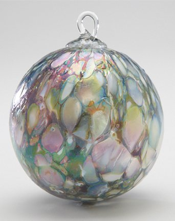 Glass Eye Studio Abalone Classic Ornament