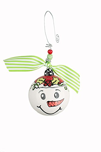 Glory Haus Love You Snow Much Ball Ornament, Multicolor