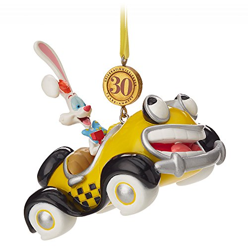 Disney Roger Babbit and Benny the Cab Legacy Sketchbook Ornament – Limited Release