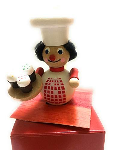 Steinbach Ornament Cupcake Baker