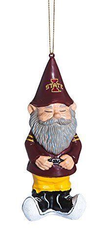 Gnome Ornament, Iowa State by Fans With Pride