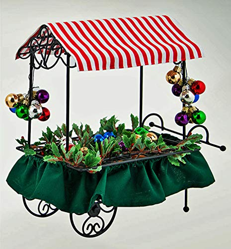 Byers Choice – Christmas Ornament CART – Christmas Market Collection