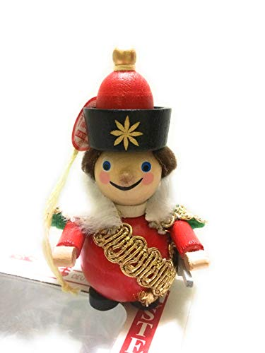 Steinbach Ornament Soldier King with Sword