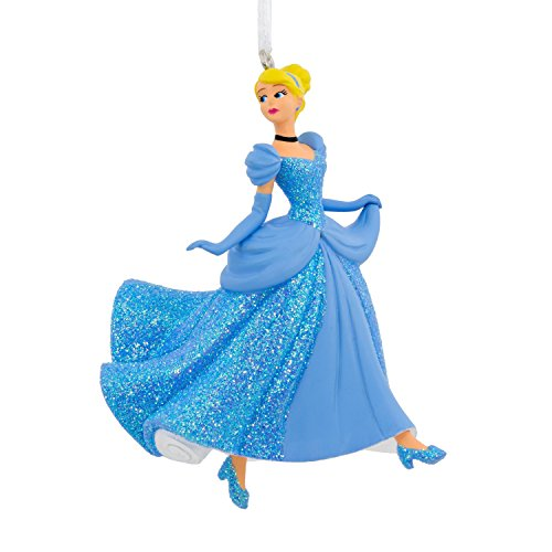 Hallmark Christmas Ornament Disney Cinderella Princess Figure