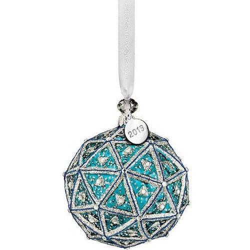 Waterford 2018 Times Square Replica Ball Ornament 4.6″
