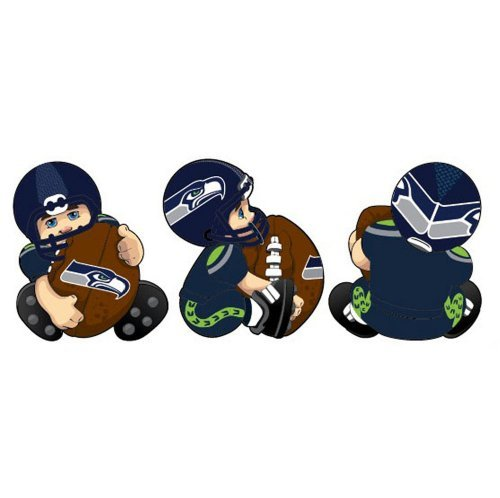 Seattle Seahawks Little Player Christmas Ornament by Fans With Pride