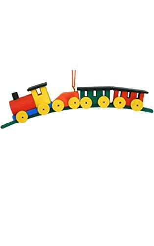 "Alexander Taron Importer 10-0037 – Christian Ulbricht Ornament – Train Large Size – 1″"" H x 5″"" W x .75″"" D"