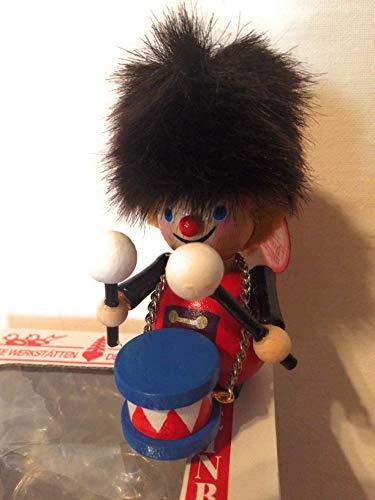 Steinbach Ornament Drummer with Fur Hat