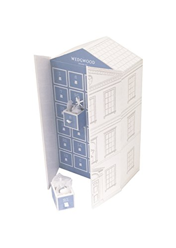 Wedgwood 2018 Holiday Decorations Advent Calendar House, Limited Edition of 270