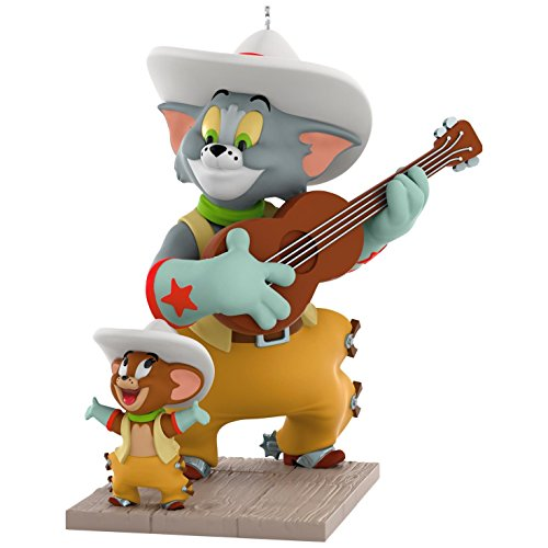 Tom and Jerry Texas Tom Ornament Movies & TV