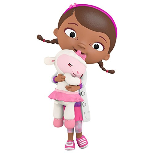 Disney Doc McStuffins Doc and Lambie Ornament Movies & TV