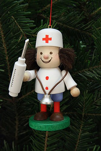 Tree ornaments Tree Ornaments Thug Doctor – 10cm / 4 inch – Christian Ulbricht