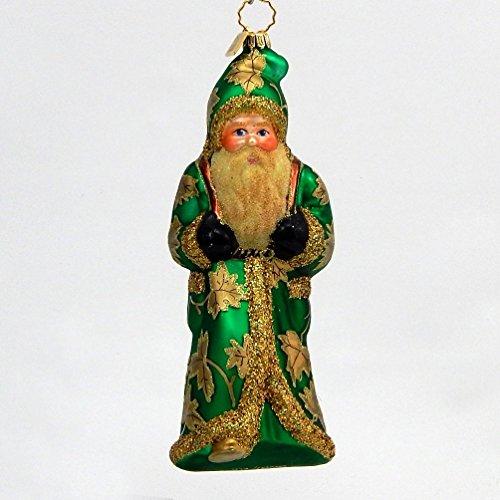 Gabriela Christoff – Nordic Nick – Polish Blown Glass Christmas Ornament
