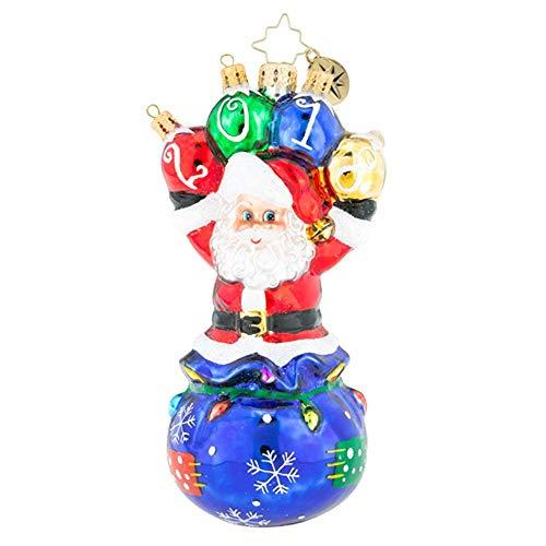 Christopher Radko Amazing 2018! Christmas Ornament
