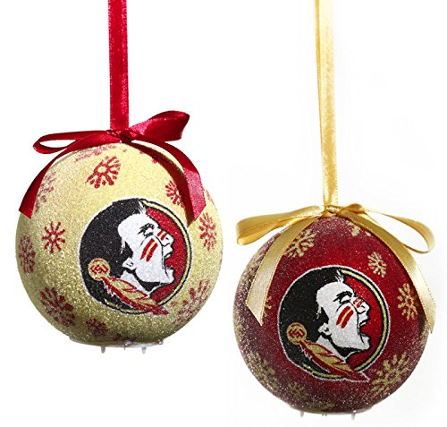 Florida State LED Ornament Set