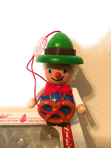 Steinbach Ornament Pretzel Boy