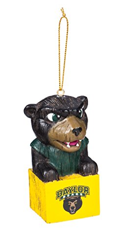 Team Sports America Baylor University Team Mascot Ornament