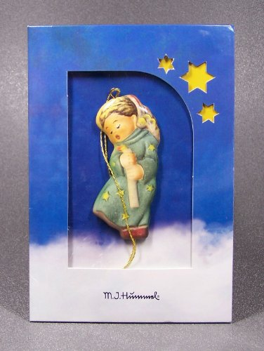 Hummel Heavenly Angel Ornament Gift Card HUM 575/FD