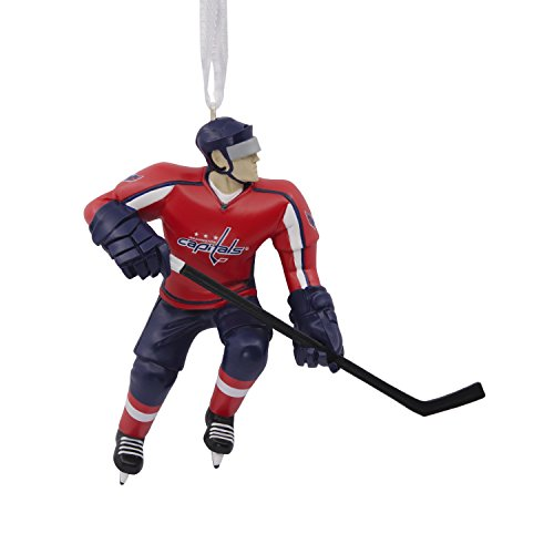 Hallmark Christmas Ornament NHL Washington Capitals, Capitols
