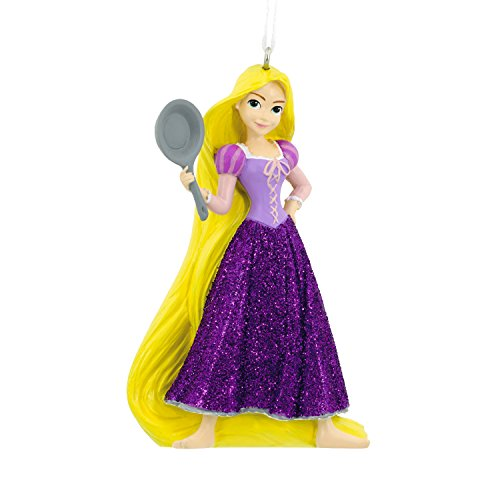 Hallmark Christmas Ornament, Disney Princess Tangled Rapunzel