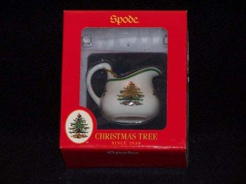 Spode Christmas Tree Ornament Creamer by Spode