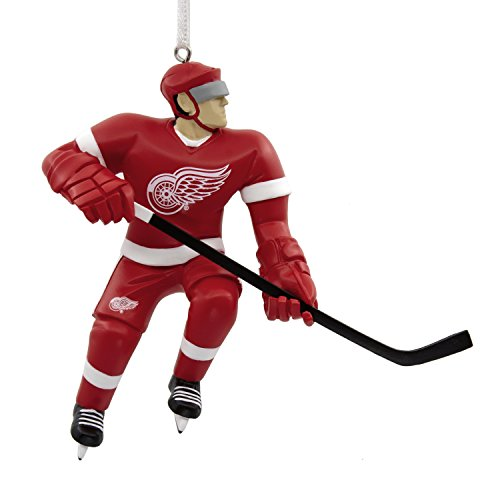 Hallmark Christmas Ornament NHL Detroit Red Wings