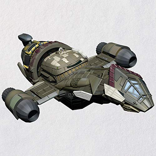 Hallmark Keepsake Christmas Ornament 2018 Year Dated, Firefly Serenity With Light