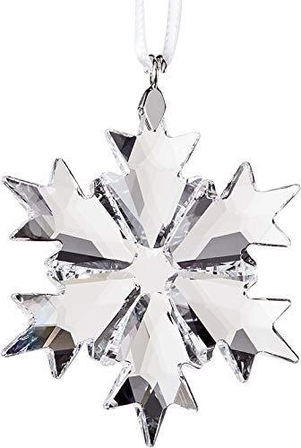 Swarovski Little Snowflake Ornament, Clear Crystal