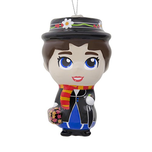 Hallmark Christmas Ornament Disney Mary Poppins, Decoupage