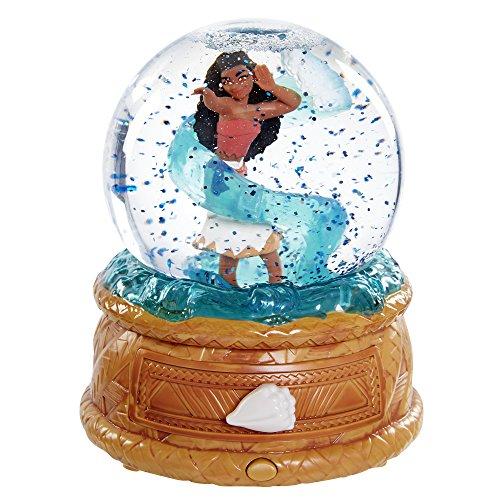 Disney Moana's Musical Water Globe & Jewelry Box