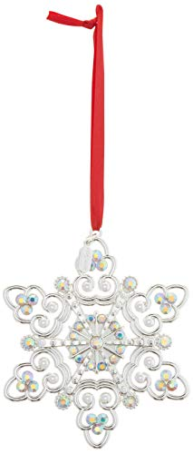 Lenox 2018 Snow Majesty Ornament