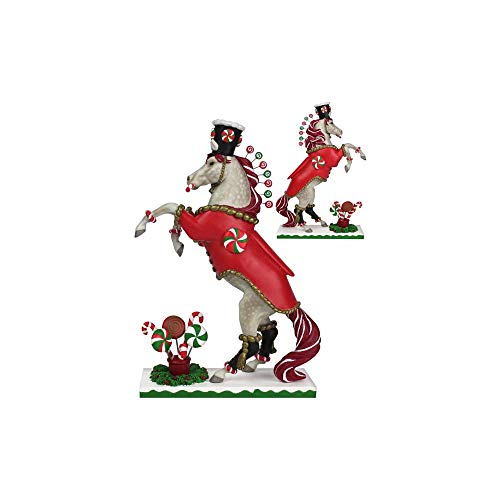 Trail of Painted Ponies 2018 Nutcracker Sweet Dillard's Exclusive Christmas Holiday 10.5″ Resin Horse Figurine