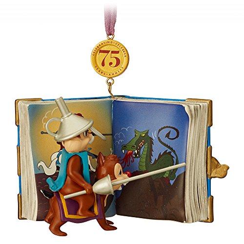 Disney Chip 'n Dale Legacy Sketchbook Ornament – Limited Release
