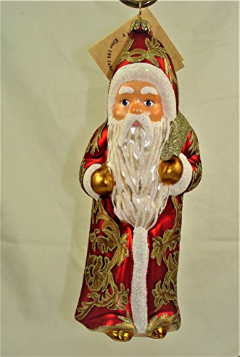 Crimson Santa – Made by Ino Schaller