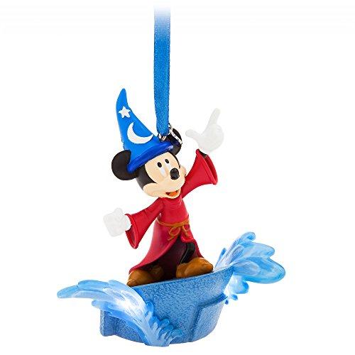 Disney Sorcerer Mickey Mouse Light Up Sketchbook Ornament – Fantasia465068304048