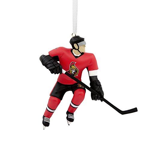 Hallmark Christmas Ornament NHL Ottawa Senators