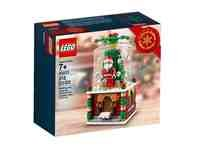 LEGO 40223 Snowglobe 2016 Christmas Promo