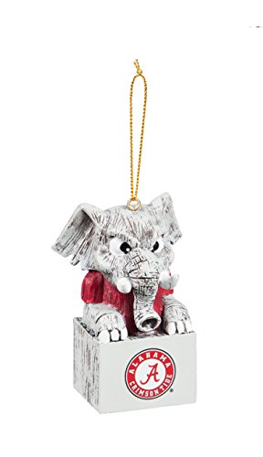 Team Sports America Alabama Team Mascot Ornament