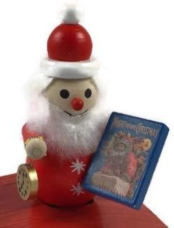 Steinbach Night Before Christmas Santa Ornament New for 2018