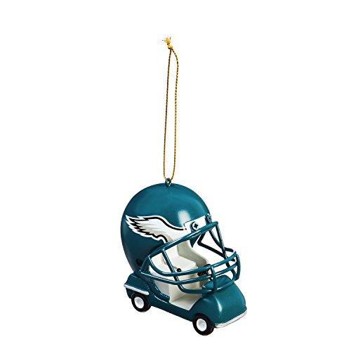 Team Sports America Philadelphia Eagles Vintage Field Cart Team Ornament